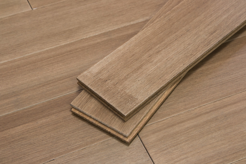 Outer Banks Fossilized® TG Bamboo Flooring - Cali Bamboo