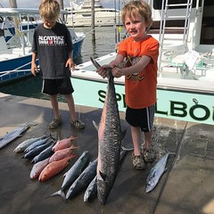 Kids Fishing Charter Miami