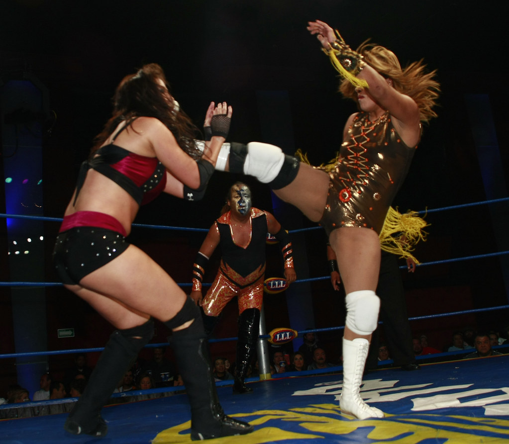Lucha Libre De Mujeres The World 39s Newest Photos Of Luchadoras Flickr Hive Mind