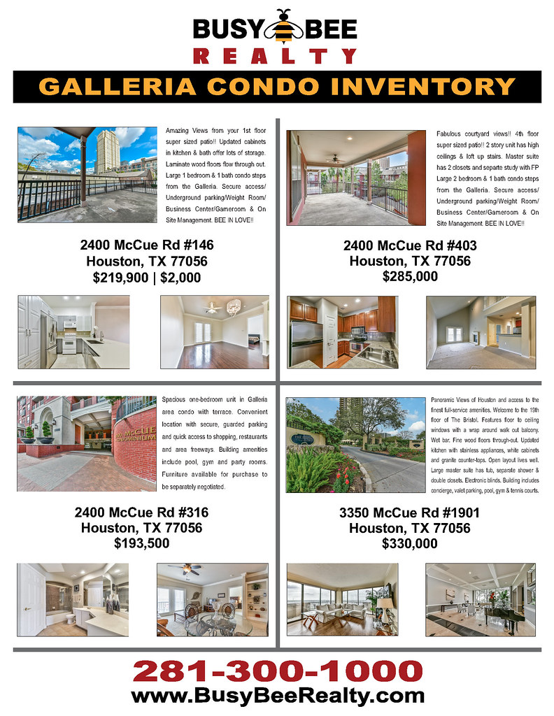 Houston Loft For Sale Galleria Condos Amazing Views 4 Rent Or Sale Har