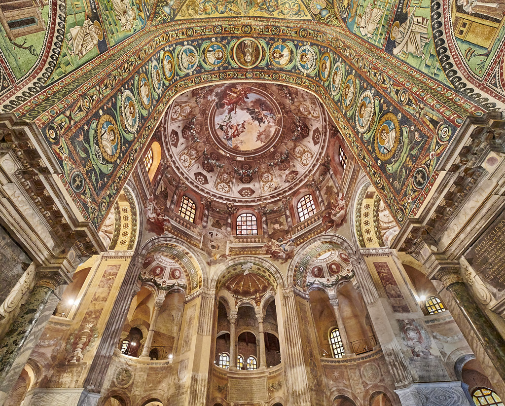 Arte Bizantino San Vitale A Ravenna The World S Most Recently Posted Photos Of Vitale Flickr Hive Mind