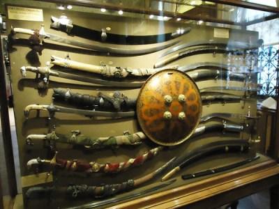 oriental sword