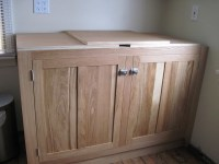 stand alone kitchen cabinet