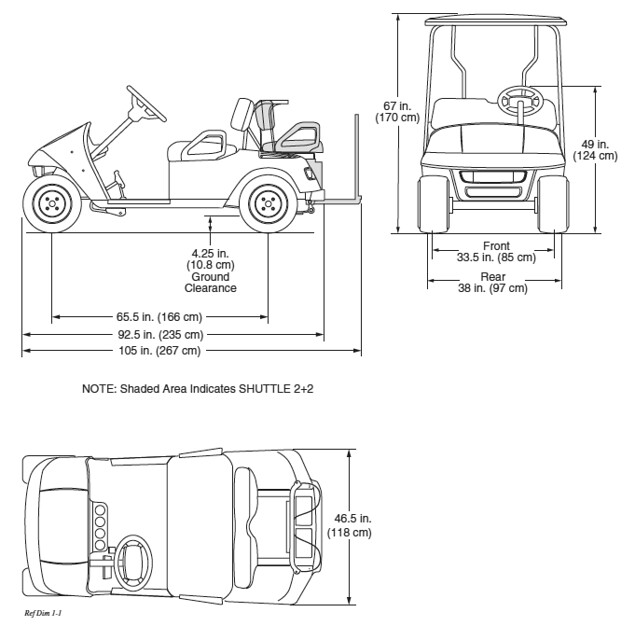 free ezgo golf cart manual