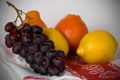 Food Pyramid - Fruits