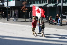 Banner day on Granville