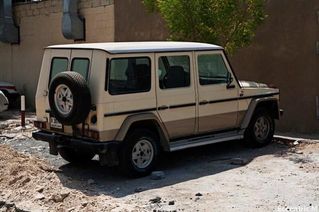 Classic G-Wagen