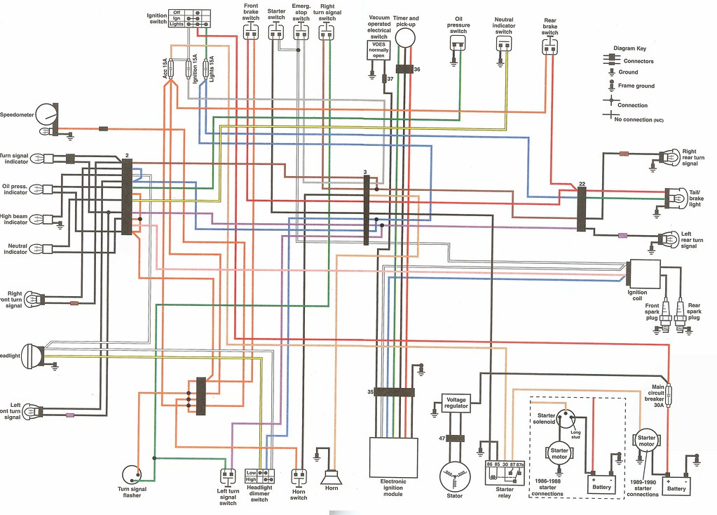 1991 Harley Davidson Wiring Diagram Better Wiring Diagram Online