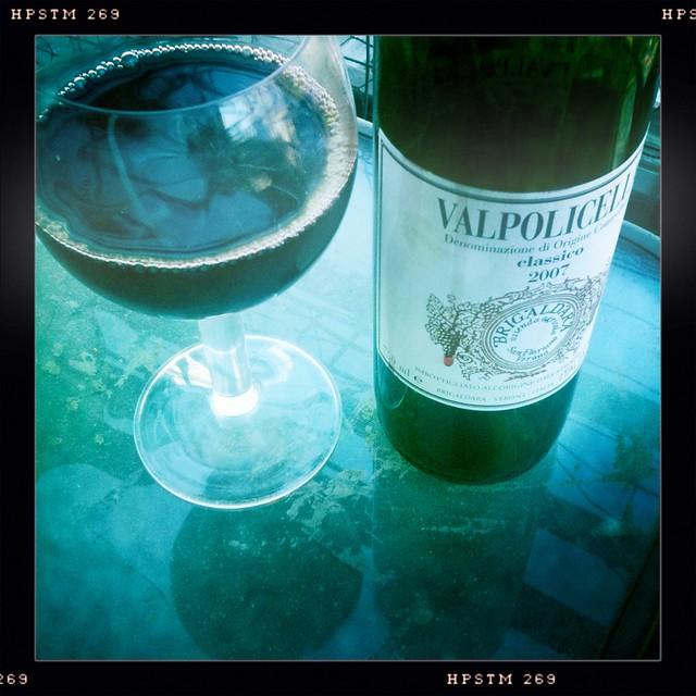 Valpolicella Classico 2007 finito
