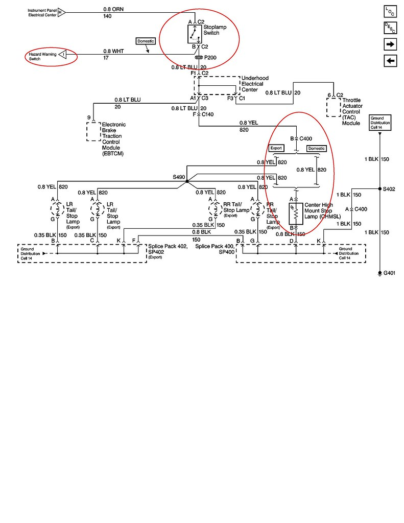 wiring diagram for sequential tail lights