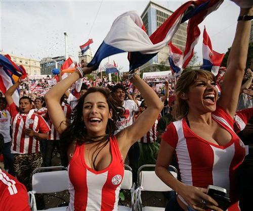 Paraguay 2010-06-14 Asuncion