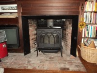 Are what causes soot in gas fireplace birch logs
