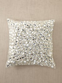 Aviva Stanoff Diamond Jewel bling bling pillow 10x10 ...