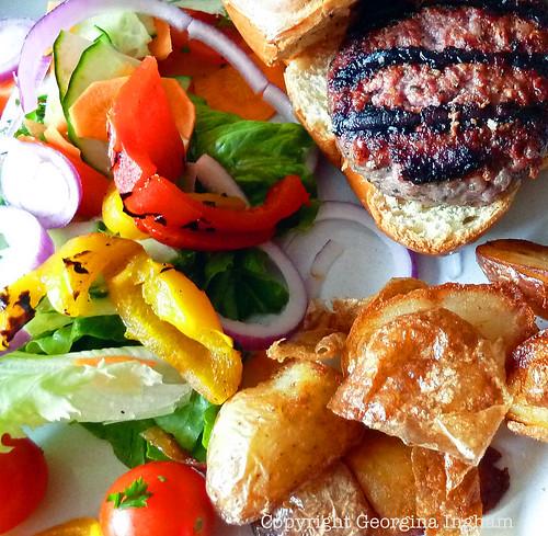 Laverstoke Buffalo Burgers