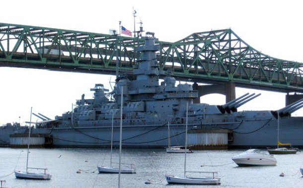 Battleship Cove