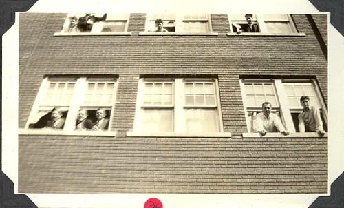 Goshen College Coffman Hall men