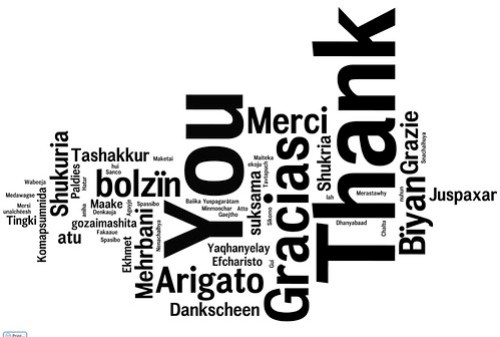 universal thank you note
