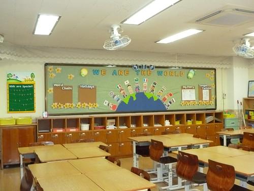 Inside My Classroom