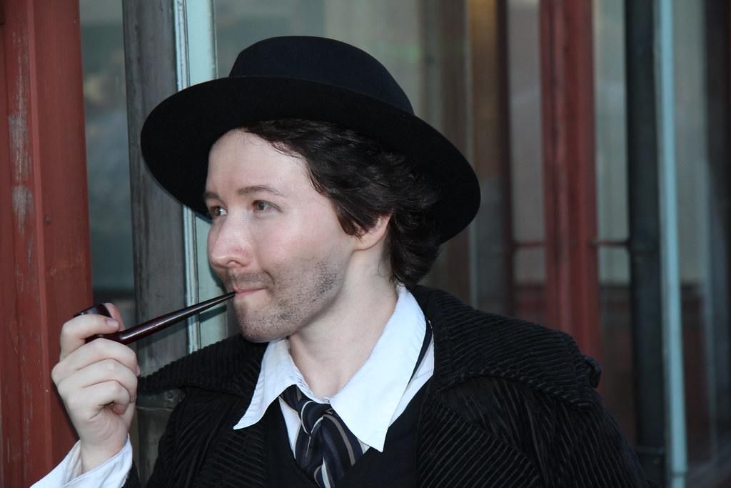 Dr Watson, I presume Johan A Flickr