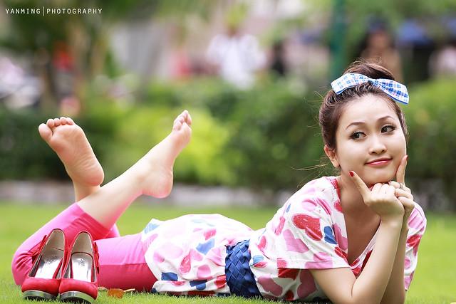 Cute Korean Little Girl Wallpaper Sac Mau 5 Flickr Photo Sharing