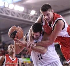 2010/11 Assignia Manresa - Bizkaia Bilbao Basket