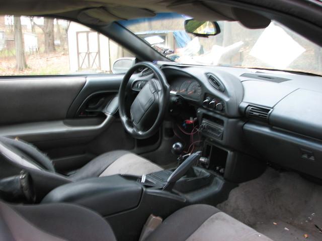 95 Z28 Dash  1995 Z28 Camaro Interior Wiring Diagram 87 Camaro Z28