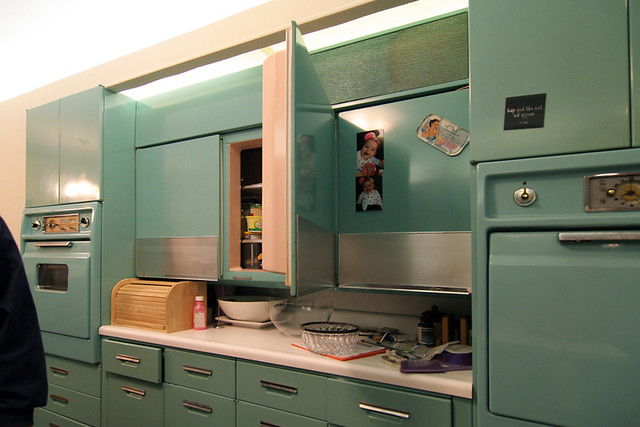 Kitchen Cabinets Metal Old Kitchen & Bath Remodel Ideas - A Gallery On Flickr