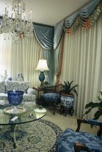 Formal Living Room Window Treatments | Flickr - Photo Sharing!