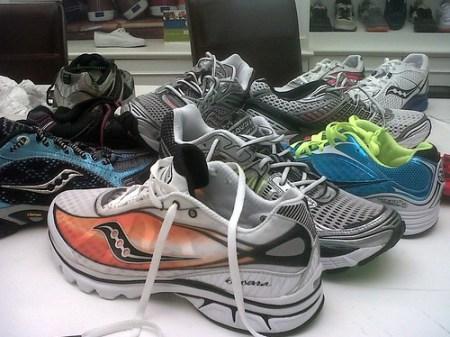 Tipos de tenis para correr