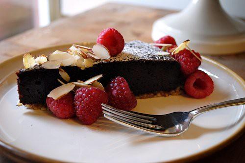 Flourless Chocloate Torte