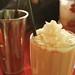 Soft serve chocolate milkshake | Lucy's Eastside Diner