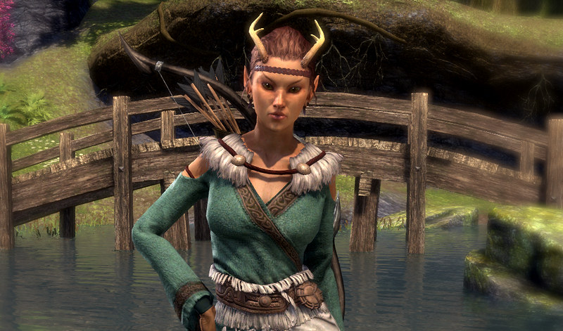 Quote Mac Wallpaper Show Off Your Bosmer Page 6 Elder Scrolls Online