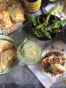 Sharing plates and cocktails | Lucha Verde
