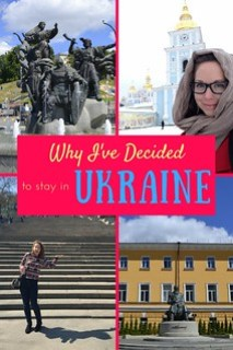 Why I've Decided to Stay in Ukraine