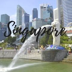 Singapore Destination Tag