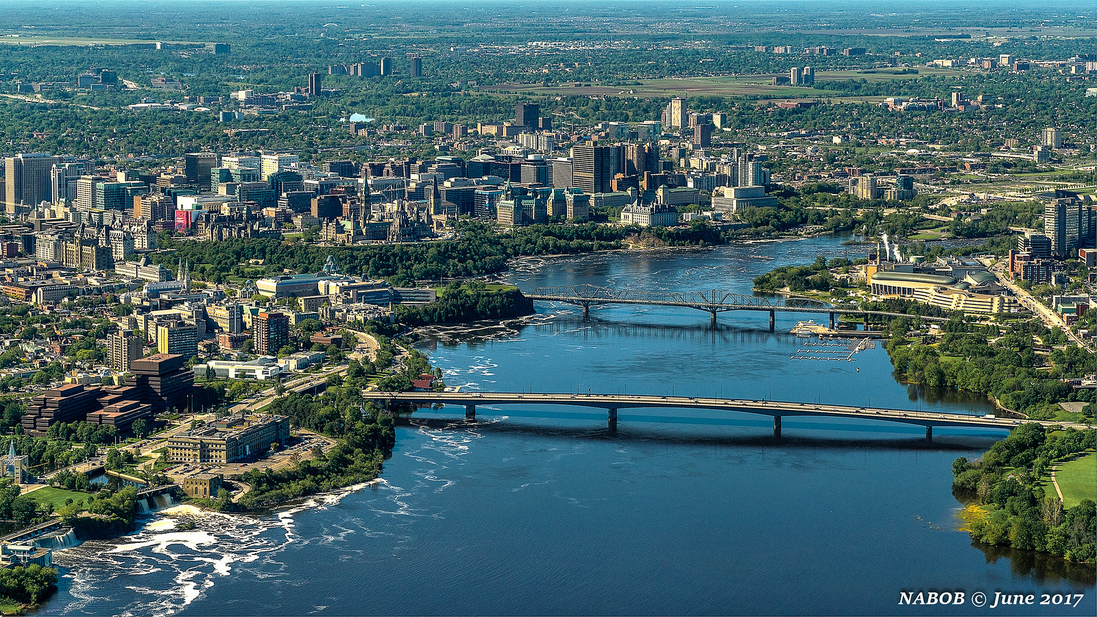 Canada Gatineau Great Canadian Skyline Thread Ii - Page 250