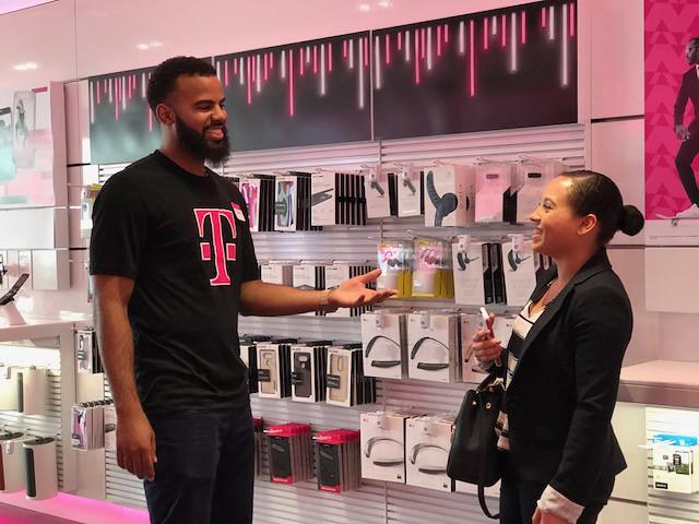 Retail Sales Associate - Verge Mobile, LLC (T-Mobile Premium - retail sales associate