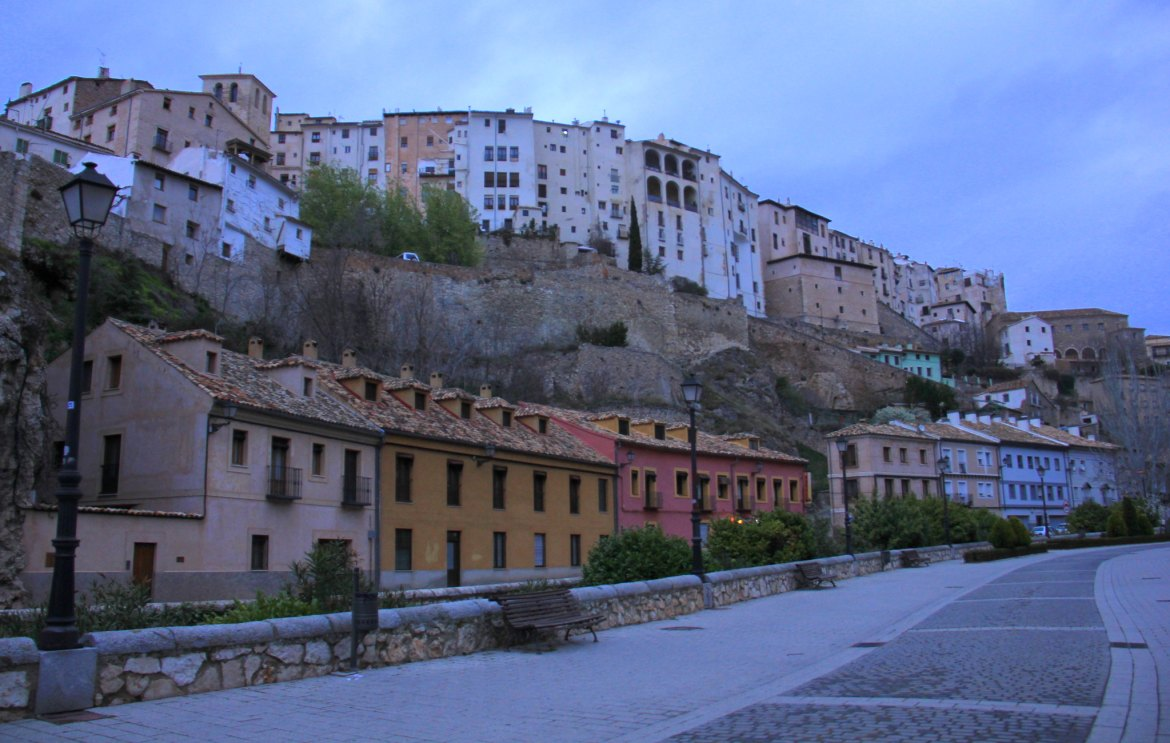 Cuenca is Spain's modern art hub