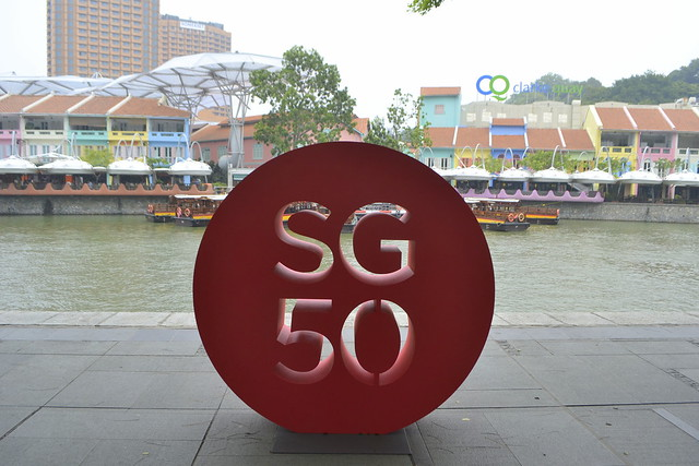 Write About Singapore _ 50 Anniversary