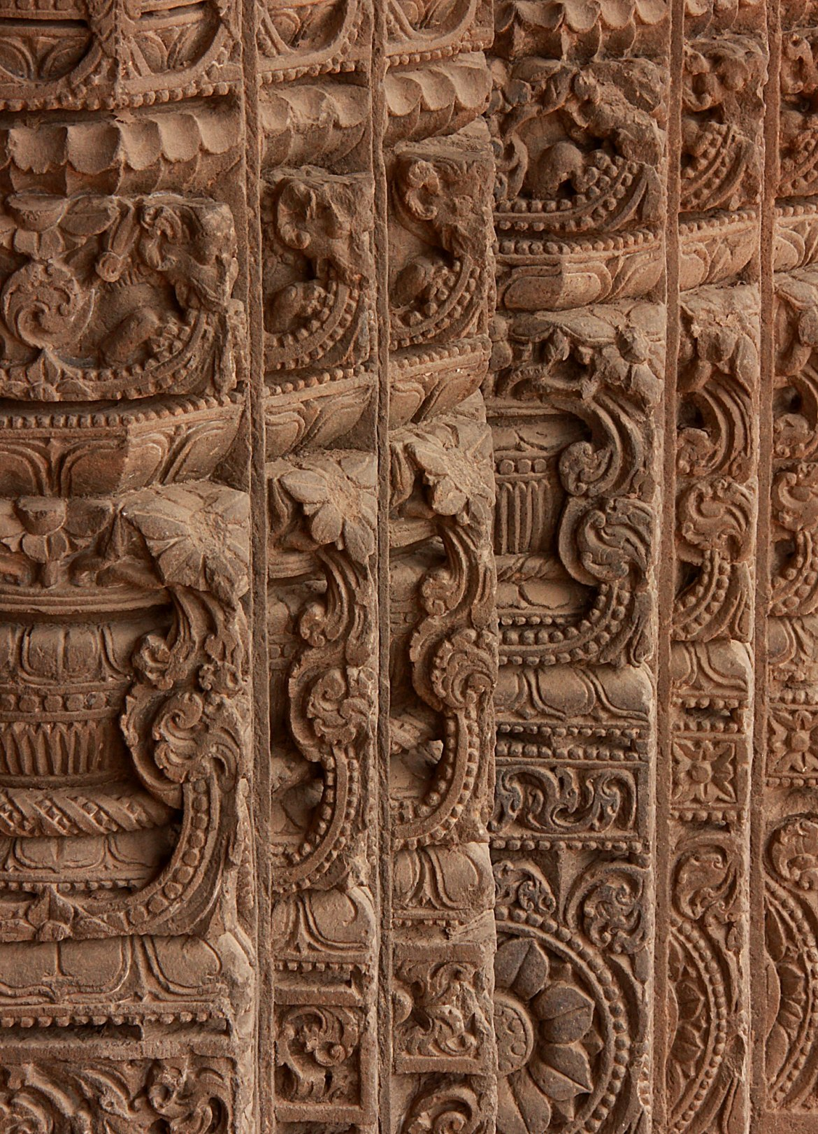 The carvings at Abhaneri Stepwell
