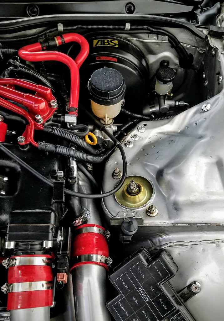 TwinTurboNET Nissan 300ZX forum - Fuel filter relocation and cleanup
