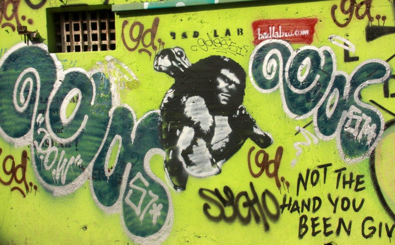 Enjoy incredible street art when you visit Kuala Lumpur