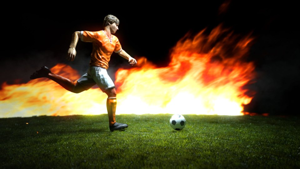 Soccer, soccer opener, sport intro, World Cup, Intro, Broadcast, 3d animation, Advertisement, Team, Sport