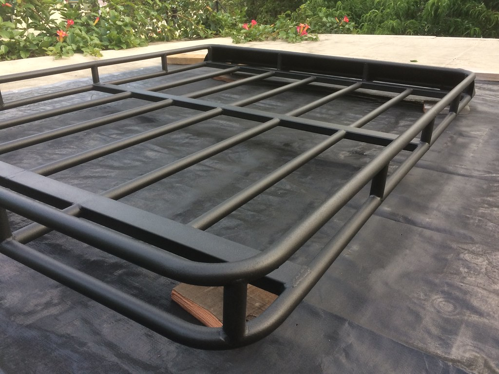 Diy Roof Rack Build Offroad Modifications And