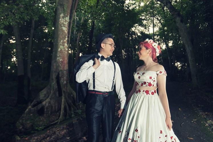 gofotovideo prewedding di Institut Pertanian Bogor IPB 0172