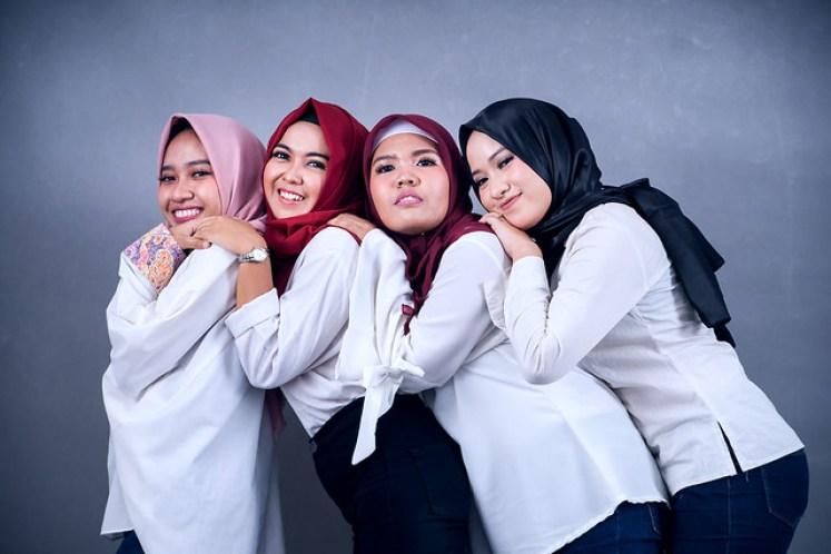 gofotovideo makeup artist / tata rias universitas negeri jakarta 0242