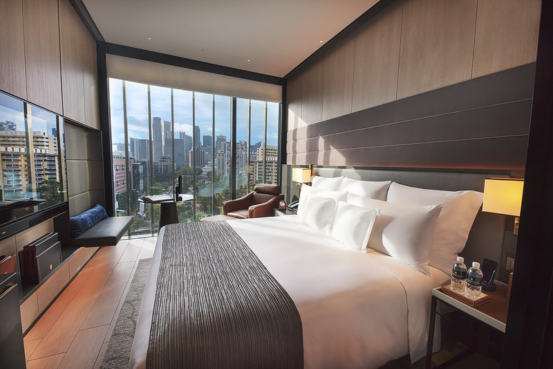 studio room at intercontinental singapore robertson quay