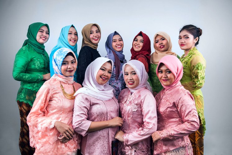 gofotovideo makeup artist / tata rias universitas negeri jakarta 0217