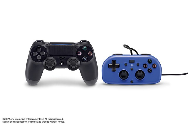 Introducing the Mini Wired Gamepad for PS4 \u2013 PlayStationBlog
