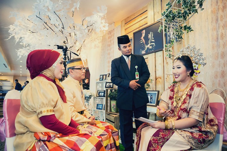 gofotovideo wedding hotel millennium jakarta adat bugis makassar 068